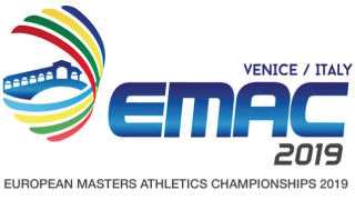 EMAC - European Master Athletics Championships 2019